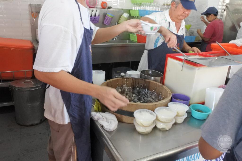 イポー豆腐花2