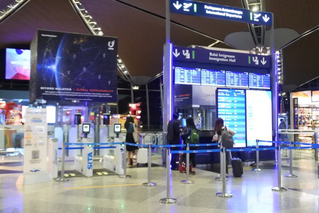 クアラルンプール空港1